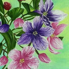 Bloom of my Soul  by Elena Dremova