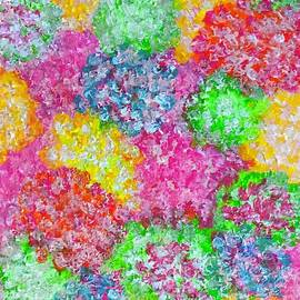 Blooming Bouquet to Brighten Your Day by Ann Brown