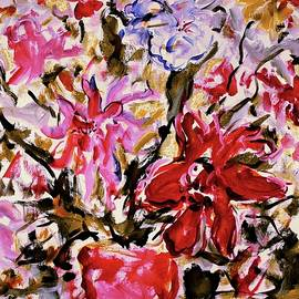 Blooming Lilies by Natalie Holland