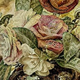 Blooms That Make Dark Days Bright by CJ Anderson