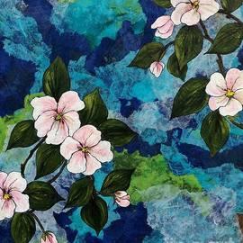 Blossom Ballade by Vardi Art