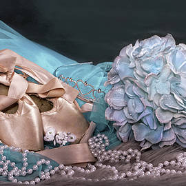 Blue Ballet by Sarina Cook