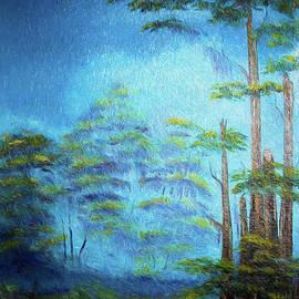 Blue Bayou by Janice Pariza