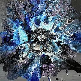 Blue Bloom by Paul Henderson