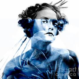 Blue Cocoon by Silva Wischeropp