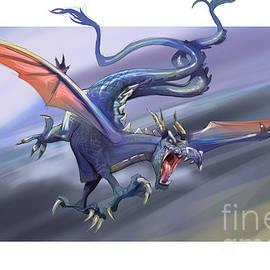 Blue Dragon by Tony W Morgan