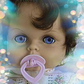 Blue Eyes. by Trudee Hunter