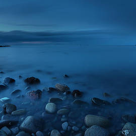 Blue Hour at Whale Cove by Sean OHare