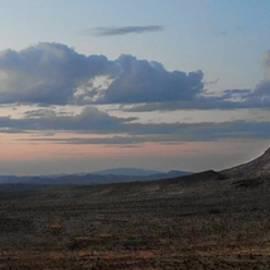 Blue Hour over Nevada by Tim Kieper