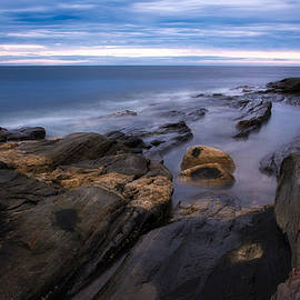 Blue Hour Serenity by Jane Selverstone