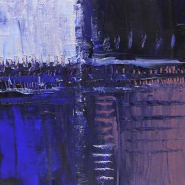 Blue Light by Nancy Merkle