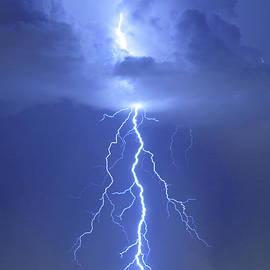 Blue Lightning by Douglas Taylor