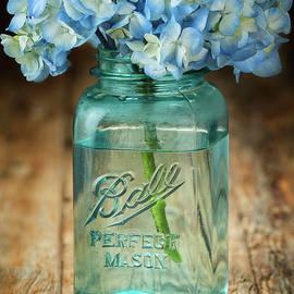 Blue Mason Summer 3 by John Rogers