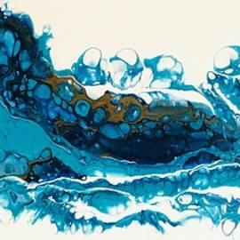Blue Wave  by Neli Stoyanova