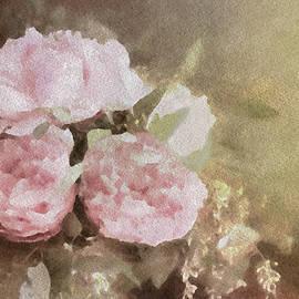 Blush Pink Peonies by Susan Maxwell Schmidt
