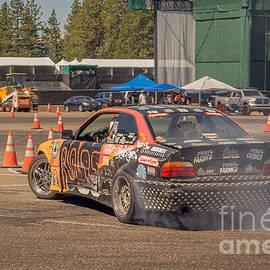 BMW drifting by PROMedias Obray