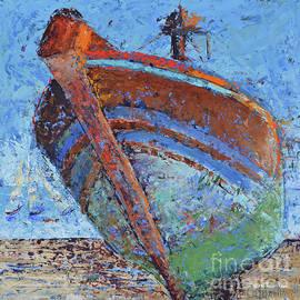 Boat Hull by Patricia Caldwell