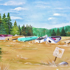 Boats 4 Sale by Susan Buscho