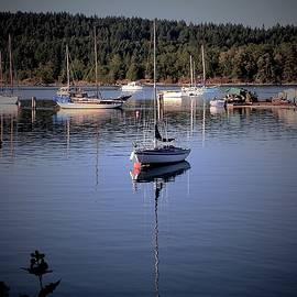 Boats by Ian Baird