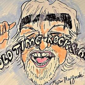BOB SEGER Old Time Rock And Roll by Geraldine Myszenski