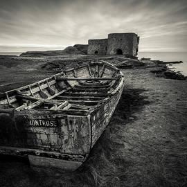 Boddin Point Wreck by Dave Bowman