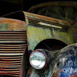 Bodywork By Dent And Rusty by Bob Christopher