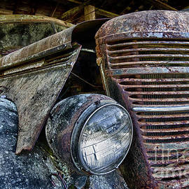 Bodywork By The Rusty Brothers by Bob Christopher