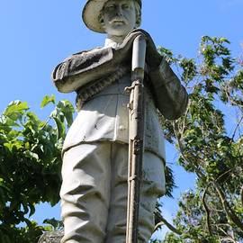 Boer War Memorial Morrab by Michaela Perryman