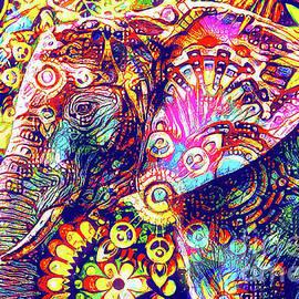 Bohemian Elephant by Tina LeCour