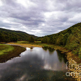 Bolar Mountain River by Norma Brandsberg