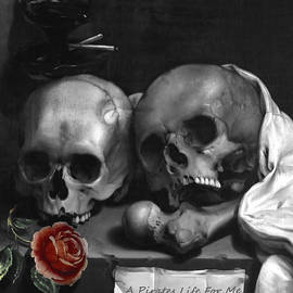 Bones and Roses by Pat Turner