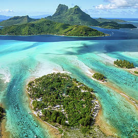 Bora Bora by Olivier Parent