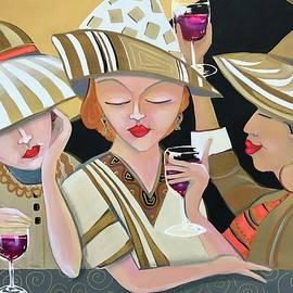 Bordeaux Babes by Shane Guinn