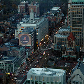 Boston Strong by George Pennington