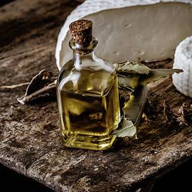 Bottled Olive Oil by Giucasphotography Castagna