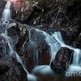 Boulder Fall by Mark Haynes