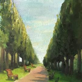 Boulevard by Anastasiia Chernenko