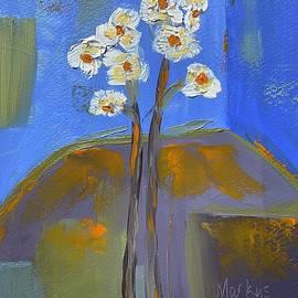 Bouquet in Blue by Deana Markus
