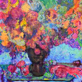 Bouquet by Maxim Bondarenko
