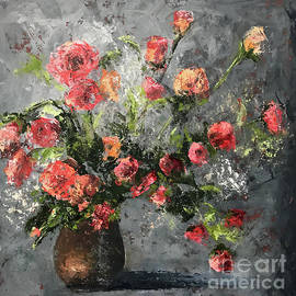 Bouquet of Flowers by Patricia Caldwell