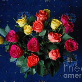 Bouquet of Roses by Kathryn Jones