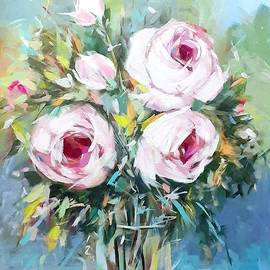 Bouquet of roses by Mariana Raithel