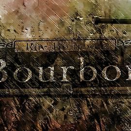 Bourbon Street Rain by Jeff Watts