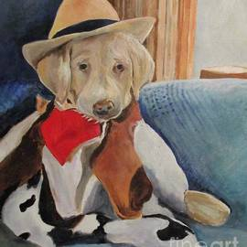 Bow Wow Cow by Barbara Moak