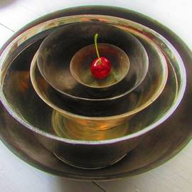 Bowls Of Cherry by Sally Lunn