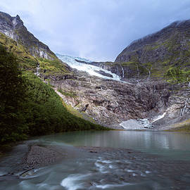 Boyabreen, Norway by Andreas Levi