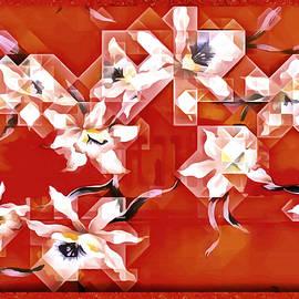 Braque Flowers by Mario Carini