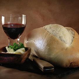 Bread and Wine by Rebecca Finley