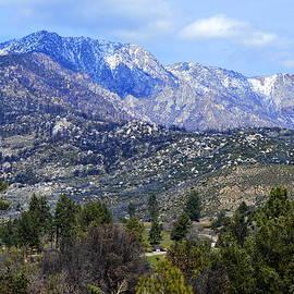 Breathtaking View - San Jacinto Mountains by Glenn McCarthy