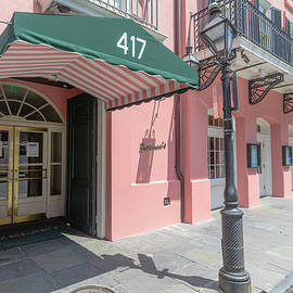 Brennan's Restaurant in the French Quarter by William Morgan